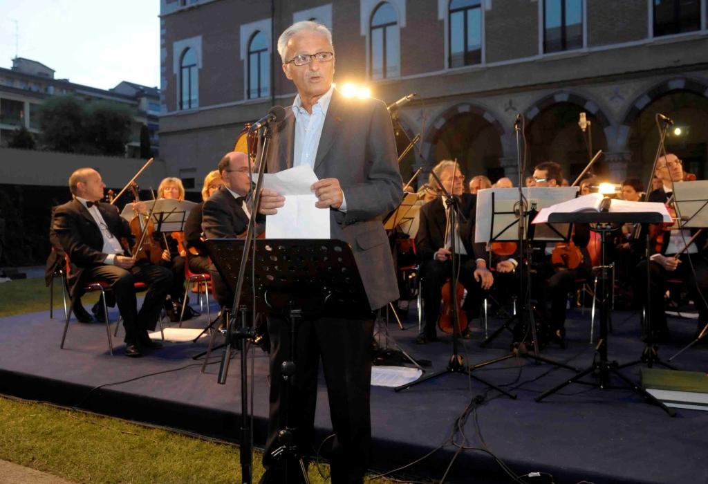 Il consigliere della Bcc, Vittorio Pinciroli