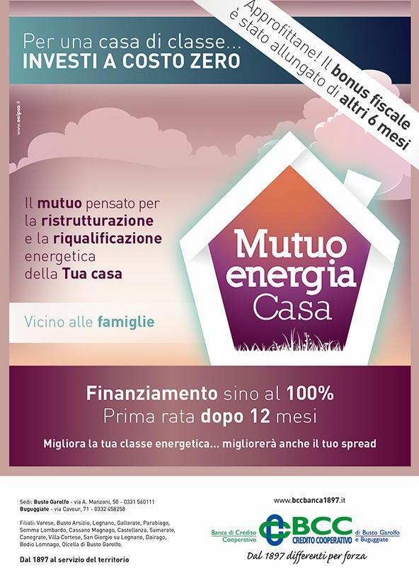 Mutuo Energia Casa