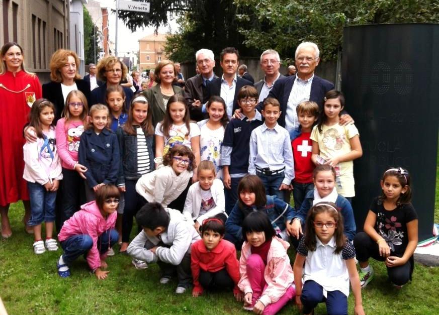 I cento anni della scuola Carducci di Legnano
